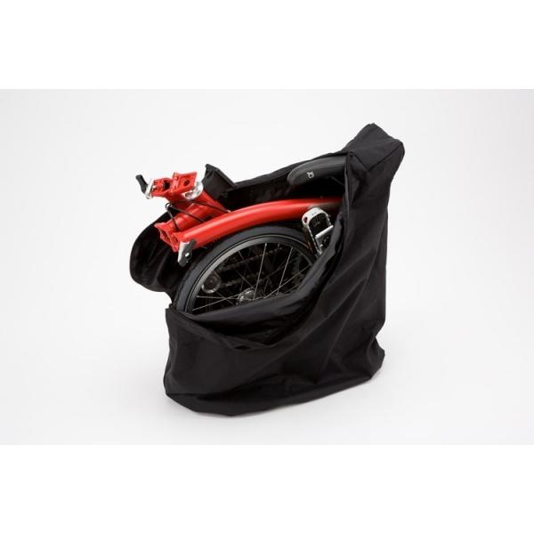 Brompton Cover Saddle Bag Bernatcycles