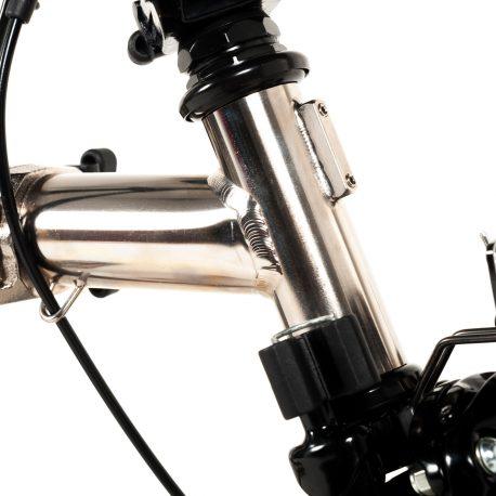 Brompton – Nickel Plated Bike-6