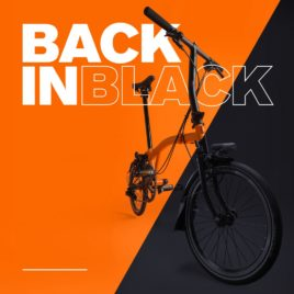 Pre Order Brompton Black Edition 2020