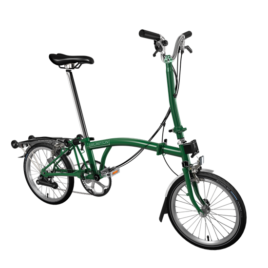 Brompton H6R in Racing Green, 2020 model
