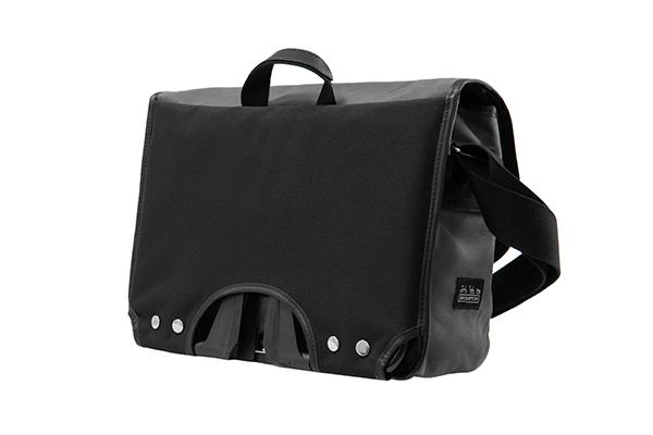 Brompton game bag m smoke grey 4