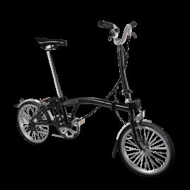 Brompton H6L in Black, 2020 model
