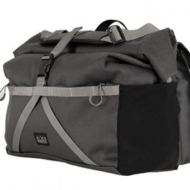 Borough L Bag in Dark Grey