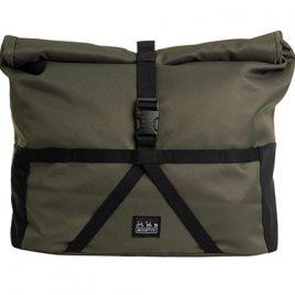 Borough Roll Top Bag Medium in Olive