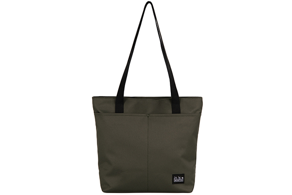 borough olive tote