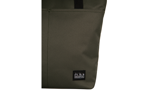 brompton borough tote s olive green 7