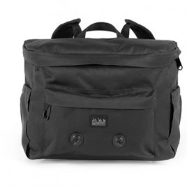 Metro Backpack Medium in Black