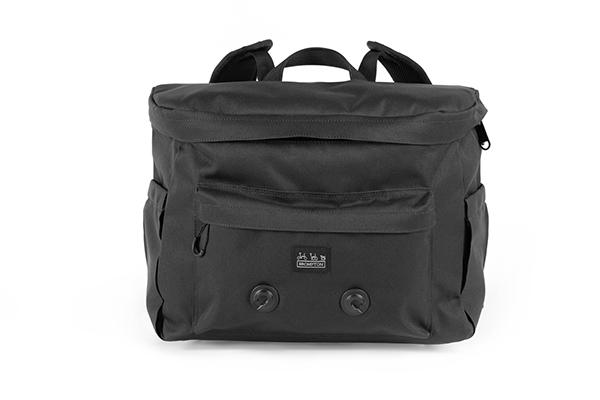 brompton metro backpack m black 1