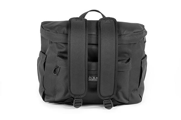 brompton metro backpack m black 2