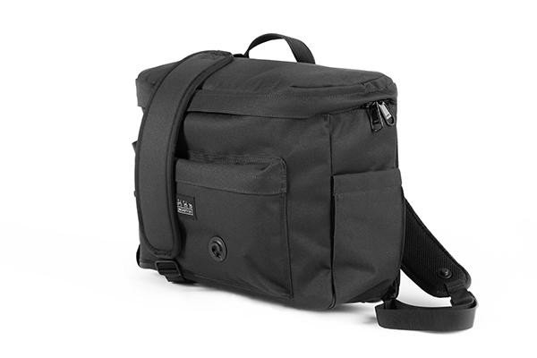 brompton metro backpack m black 3