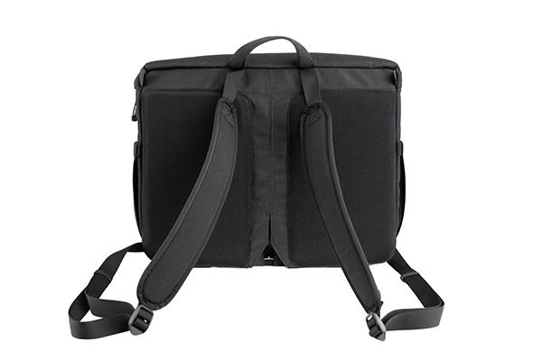brompton metro backpack m black 4