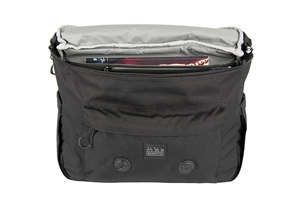 brompton metro backpack m black 5