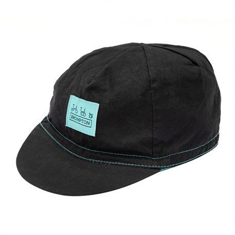 logo collection cap black turkish green 2