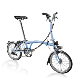 Brompton H6L in Cloud Blue