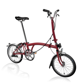 Brompton H3L – House Red